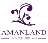 Logo Amanland immobilier, Achat commerces Tanger